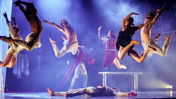 World Dance Movement - Se la rassegna è annullata, il Covid-19 non ferma la voglia di ballare