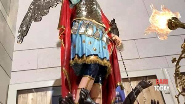 palese, la festa patronale dedicata a san michele arcangelo-5