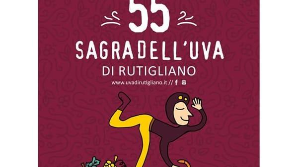 55^ Sagra dell'Uva di Rutigliano, tradizioni, sapori, musica e aria di festa