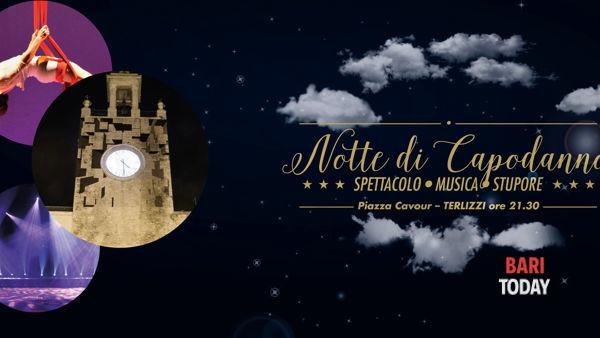Capodanno in Piazza. A Terlizzi si festeggia l'arrivo del 2016