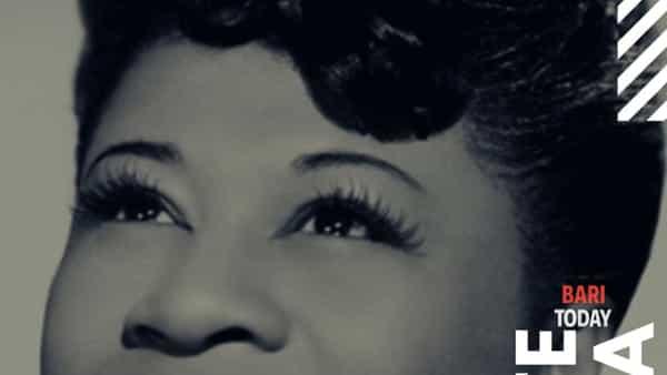 Tribute to Ella, omaggio a Ella Fitzgerald, a palazzo Pesce