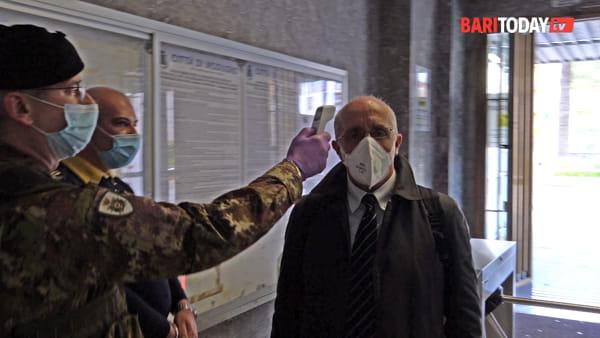 """Riapre il tribunale a Bari, Stefanì: """"Andranno riorganizzati gli accessi per evitare resse. Processo telematico ingestibile nel penale"""""""