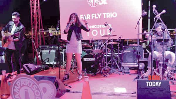 Di tutto un pop al Gargà music bar con i Far Fly Trio