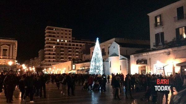 """""""Natale a Bari"""": gli appuntamenti del weekend di fine anno"""
