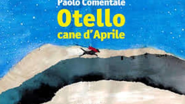 Paolo Comentale al Libro Possibile Caffè di Polignano per presentare il suo libro 'Cane d'aprile'
