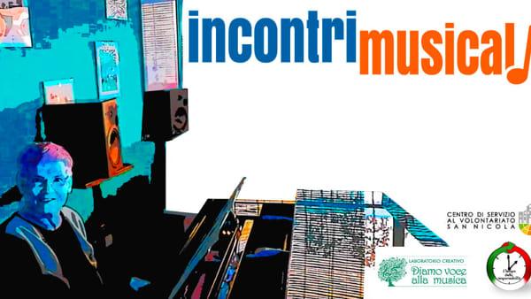 """""""Incontri musicali – Diamo Voce alla Musica"""", sul web le azioni per la coesione sociale e la comunità"""