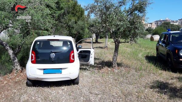Putignano, carabiniere fuori servizio arresta ladro che ...