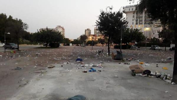 rifiuti piazzale lorusso (2)-2