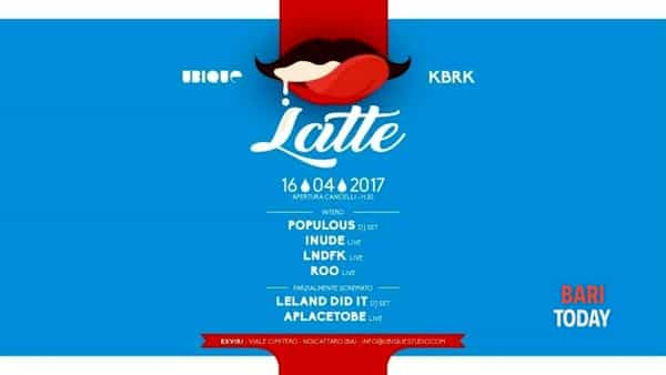 LATTE - Populous, Inude, Lndfk & more