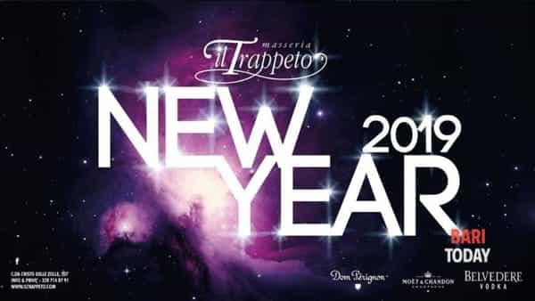 Gran gala' di Capodanno al Trappeto di Monopoli