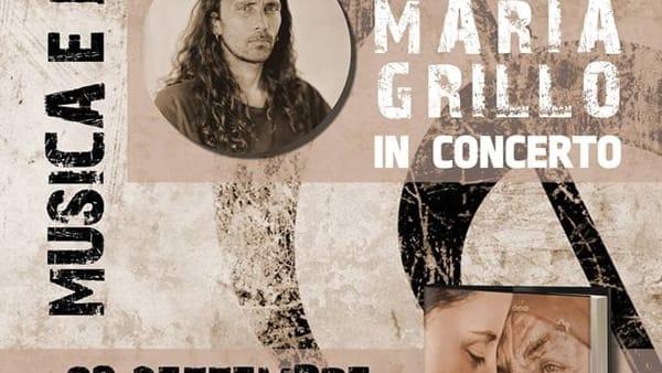 """""""Musica e Parole"""", Guido Maria Grillo in concerto al Teatro """"G.Fava"""" di Modugno"""