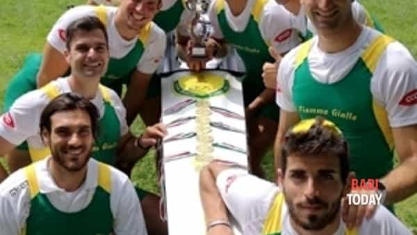il barese domenico montrone si laurea campione d'italia e sogna tokyo 2020-3