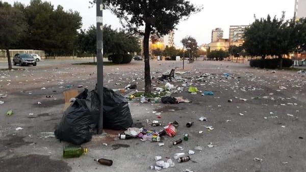 rifiuti piazzale lorusso (7)-2