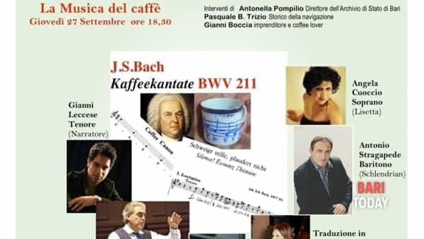 """""""La musica ..del caffè"""", concerto dell'Eurorchestra all'Archivio di Stato"""