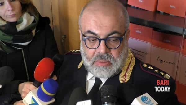 """VIDEO   Dipendente Amiu ucciso a Bari, il capo della Squadra Mobile: """"Culmine di una serie di atti punitivi"""""""