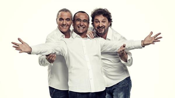 """Panariello, Conti e Pieraccioni al Teatro Team con il loro esilarante spettacolo """"Il Tour"""""""