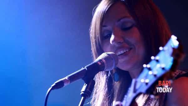 Acoustic extra al Gargà music bar con Giovanna Curatola