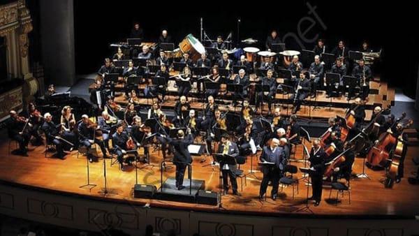 Concerto dell'Orchestra Sinfonica metropolitana a Sannicandro di Bari