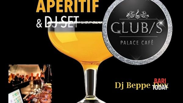 The ultimate party per il sabato sera del Palace cafe'