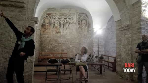 'Di affresco in affresco', alla scoperta degli affreschi conservati nelle più belle chiese e monasteri bitontini