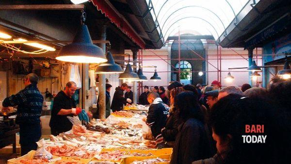 A Bari aperture straordinarie dei mercati settimanali nel periodo delle festività natalizie