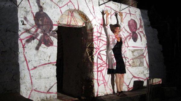 """""""Aracne"""" presso il Teatro Osservatorio di Bari"""