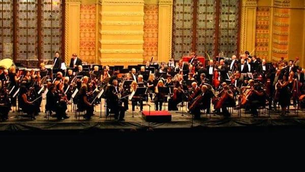 L'Orchestra sinfonica della Città metropolitana in concerto nella Cattedrale di Bari