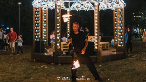 Nel Parco Grotte di Putignano creatività, musica, arti visive e cibo di qualità nella sesta edizione di SPARKS Festival