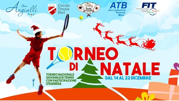 L'Angiulli Bari pronta a ospitare il 19esimo Torneo di Natale