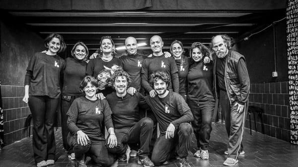 Al Joy's Pub una serata all'insegna del divertimento creativo con la compagnia teatrale de'GliImprovAbili'