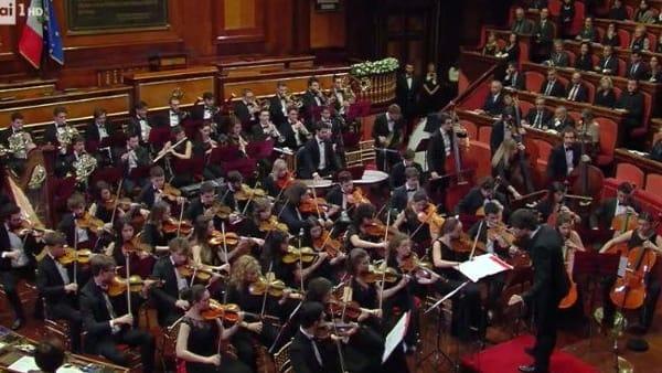 Concerto dell'Orchestra sinfonica metropolitana ad Altamura