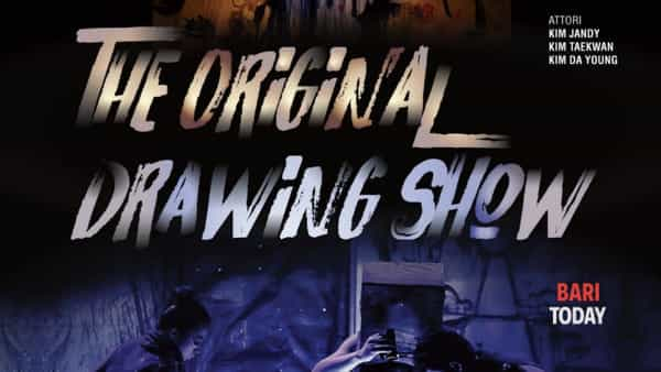 The original Drawing Show