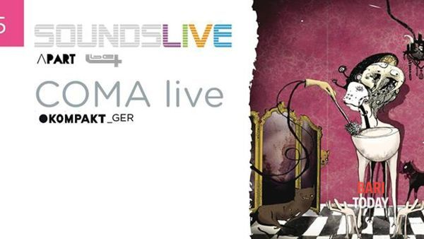 Soundslive presenta Coma live all'Eremo Club