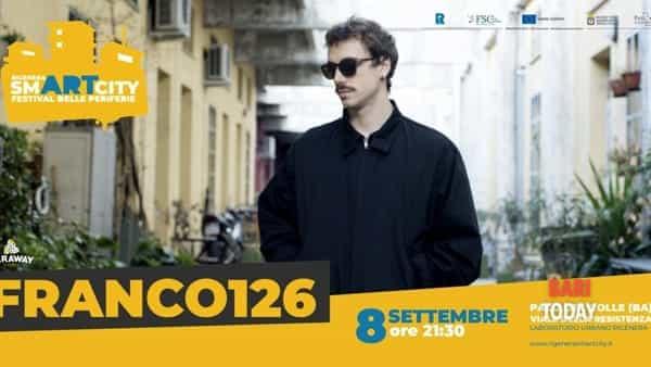 Franco126 - Rigenera smart city festival delle periferie
