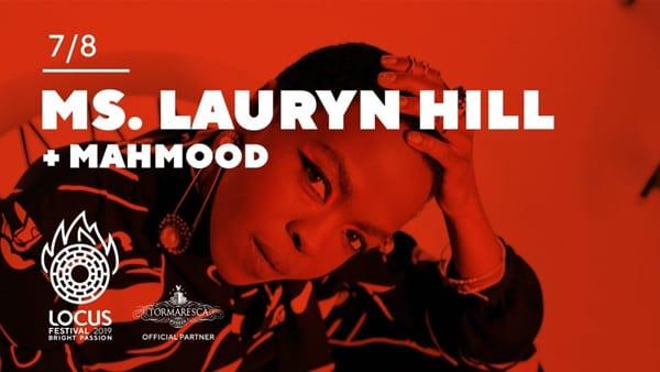 Con Lauryn Hill e Mahmood si apre la settimana più intensa del Locus Festival 2019