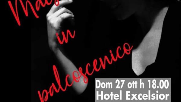 """UniKa in scena all'Hotel Excelsior con """"Maestri in palcoscenico"""""""