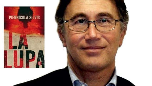 """Piernicola Silvis presenta il nuovo thriller """"La lupa"""" al Libro Possibile Caffè di Polignano"""