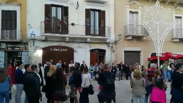 VIDEO   Le spoglie di San Nicola partono da Myra: a Bari vecchia si apre la 'Sagra di maggio'