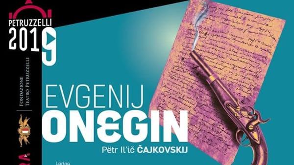 'Evgenij Onegin' in scena al Teatro Petruzzelli di Bari