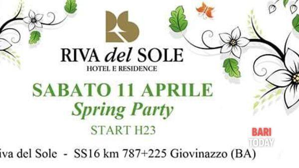 Spring party al Riva del Sole di Giovinazzo