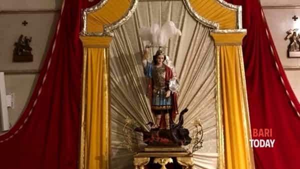palese, la festa patronale dedicata a san michele arcangelo-3