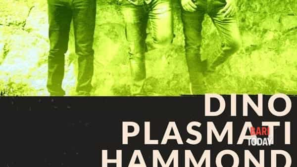 """""""dino plasmati hammond  trio """" in concerto per """" masseria orlandi in jazz iii edizione -3"""