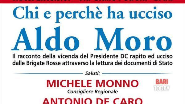 """""""Chi e perché ha ucciso Aldo Moro"""": incontro con Gero Grassi"""