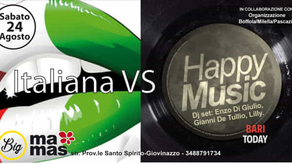 Italiana Vs happy music