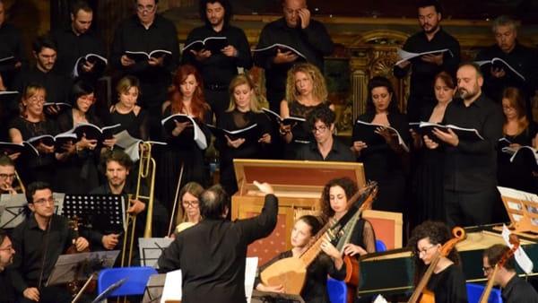 Nella Chiesa Madre di Modugno l'esecuzione del Messiah di Händel per il festival Oriente Occidente