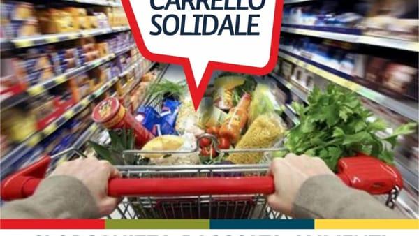 ''Covid? Mò Vid!'', il carrello solidale: la raccolta alimentare a sostegno delle persone in difficoltà