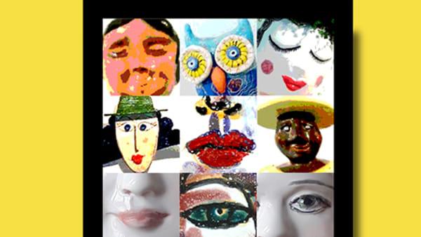"""""""I colori per dirlo"""", alla galleria Spaziogiovani la mostra di ceramiche di Tina Abbondanza e Iginia Romeo"""