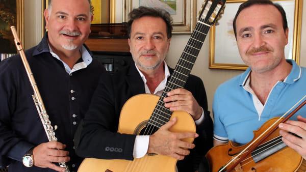 Note solidali per Amnesty, alla Chiesa San Marcello il concerto del Trio Rota