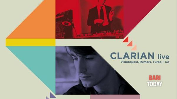 Clarian North e Dewalta, live all'Eremo Club di Molfetta
