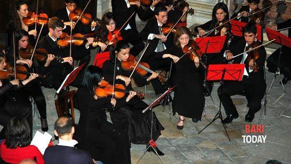 Festa Europea della Musica: concerto dell'Orchestra Sinfonica metropolitana a Santeramo in Colle